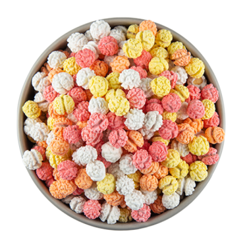 Colored Candy Chickpeas
